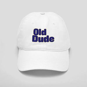 OLD DUDE (dark blue) Cap