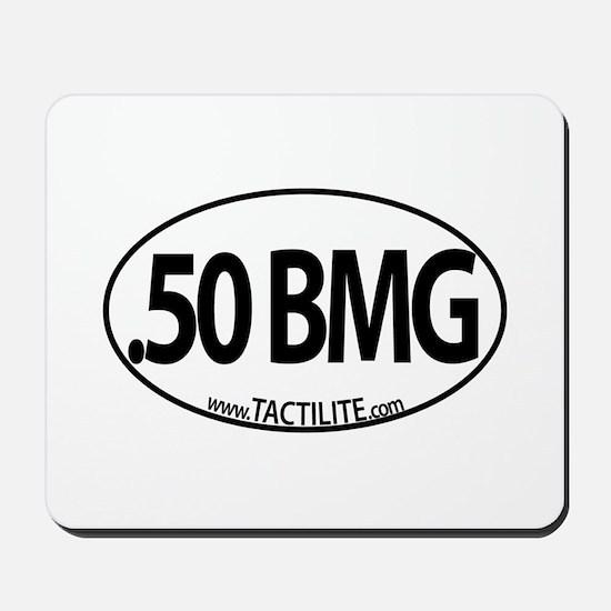 .50 BMG Euro Style Mousepad
