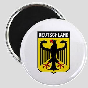 Deutschland Eagle Magnet