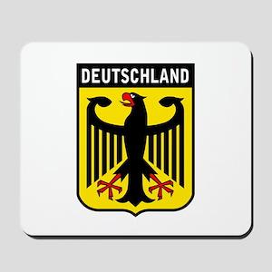Deutschland Eagle Mousepad