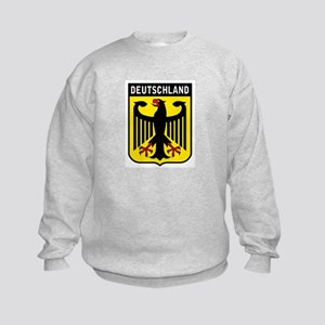 Deutschland Eagle Kids Sweatshirt