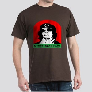 C'est Gaddafi Dark T-Shirt