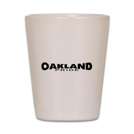 Oakland Pride Light (www.repo Shot Glass