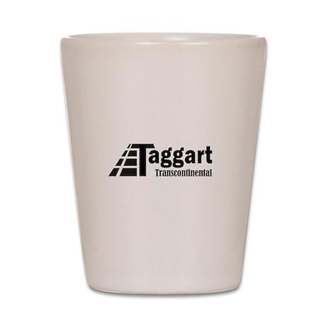 Taggart Transcontinental Blac Shot Glass