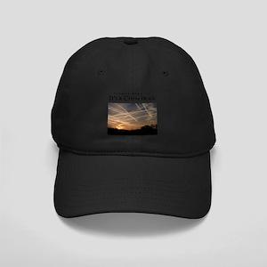 No Geoengineering Please Black Cap