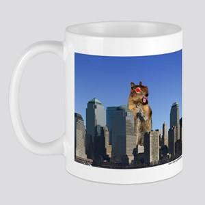 Killer Squirrel Mug
