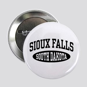 "Sioux Falls South Dakota 2.25"" Button"