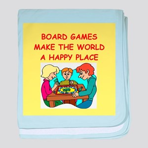 board games baby blanket