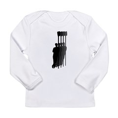 Four Rowers Long Sleeve Infant T-Shirt