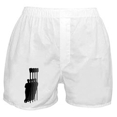 Four Rowers Boxer Shorts