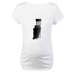 Four Rowers Maternity T-Shirt