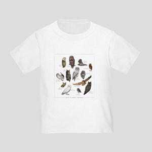 Owls of North America Toddler T-Shirt