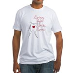 Living Life With Love™ Fitted T-Shirt
