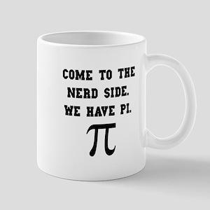 Nerd Side Pi Mug