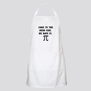 Nerd Side Pi Apron