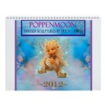 Poppenmoon 2013 Wall Calendar