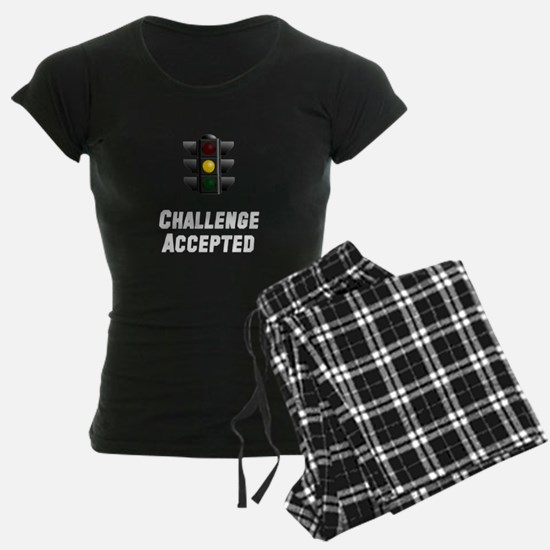 Challenge Accepted Light Pajamas