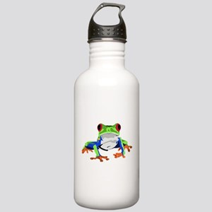Frog Stainless Water Bottle 1.0L