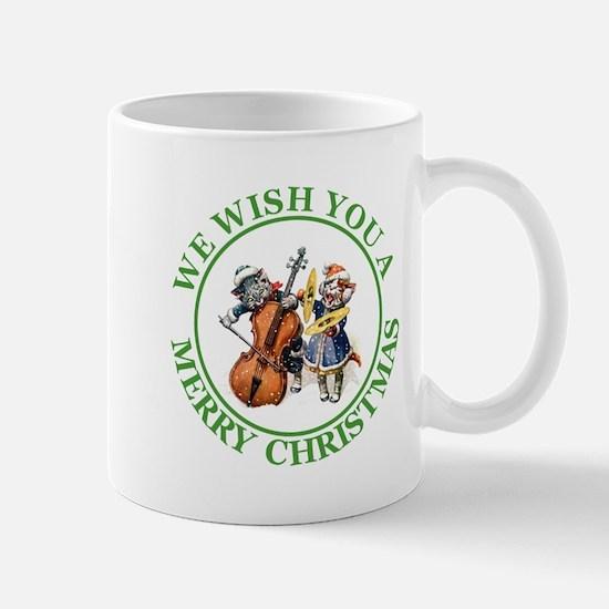 Christmas Cats Mug