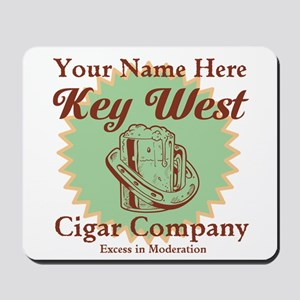 Key West Cigar Company Mousepad