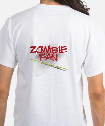 Zombies White T-Shirt