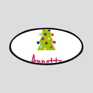 Christmas Tree Annette Patches