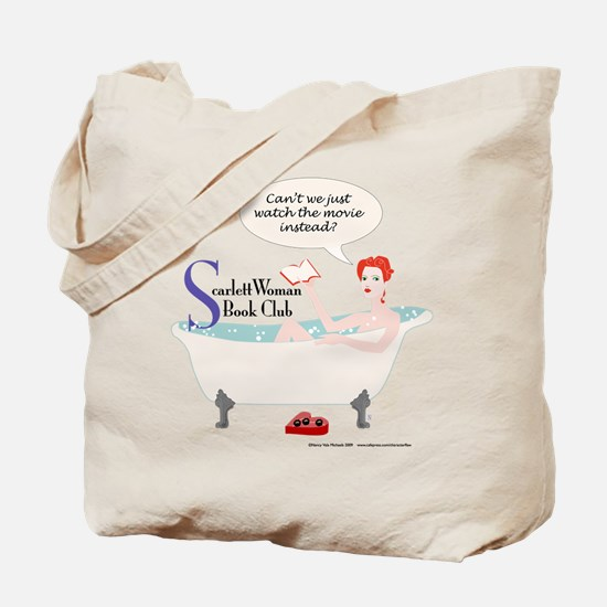 Scarlett's Book Bag