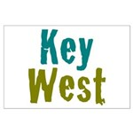 Key West Large Poster