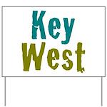 Key West Yard Sign