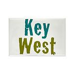 Key West Rectangle Magnet (10 pack)