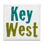 Key West Tile Coaster