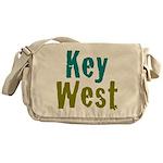 Key West Messenger Bag