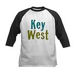 Key West Kids Baseball Jersey