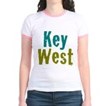 Key West Jr. Ringer T-Shirt