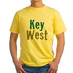 Key West Yellow T-Shirt