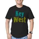 Key West Men's Fitted T-Shirt (dark)