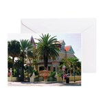KW Southernmost House Greeting Cards (Pk of 10)