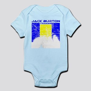 Jack Burton Trucking Infant Bodysuit
