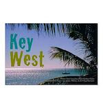 Key West Ocean Photo Postcards (Package of 8)