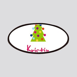 Christmas Tree Kristin Patches
