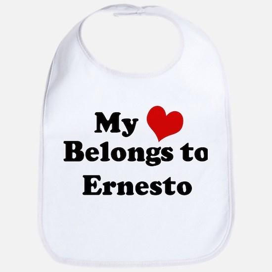 My Heart: Ernesto Bib