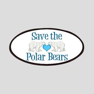 Save the Polar Bears Patch
