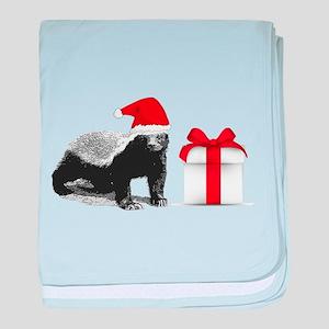 honey badget santa baby blanket