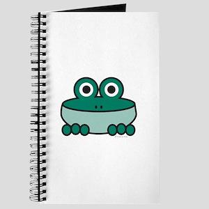 Viridian Frog Journal