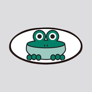 Viridian Frog Patches