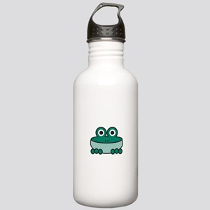 Viridian Frog Stainless Water Bottle 1.0L