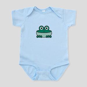 Viridian Frog Infant Bodysuit