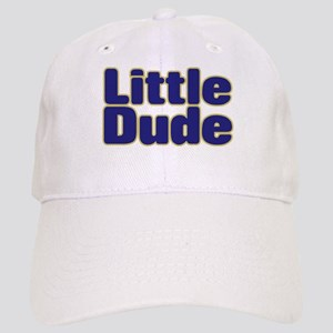 LITTLE DUDE (dark blue) Cap