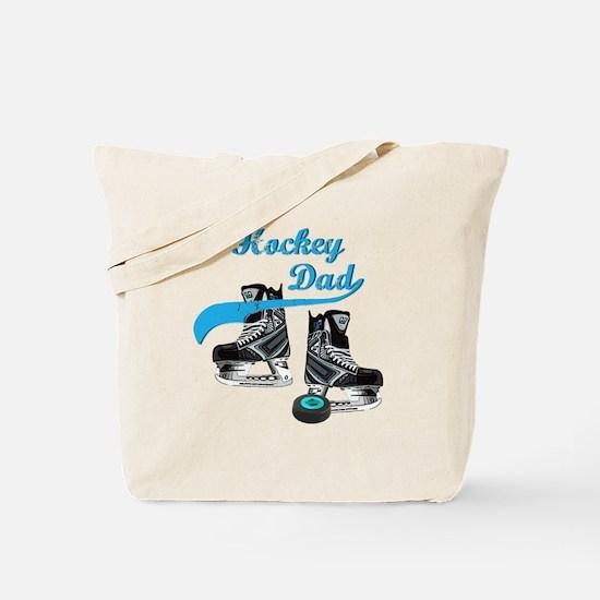 Unique Basketball dad Tote Bag