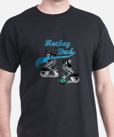Unique Dad hockey goalie T-Shirt